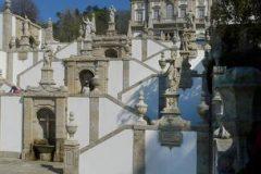 Svetište Bom Jesus do Monte u Bragi, Portugal. Autor i © João Paulo Sotto Mayor. Trajni URL: whc.unesco.org/en/documents/166462.