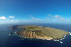 Otok Saint-Paul. Autor i © Nelly Gravier. Trajni URL: whc.unesco.org/en/documents/166933.