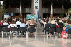 IFLA CPDWL preconference announcing IFLA WLIC 2019. National and University Library in Zagreb, 21 August 2019.