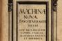 Vrančić, Faust. Machinae novae