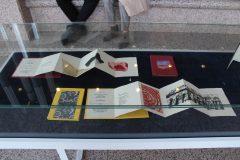 """From the library of Mrs Sei Shõnagon: Chinese poems"". The PRO AMICIS art books series by Maja S. Franković and Luko Paljetak (Edition Biškupić, Zagreb & F&F Art Editions, Rijeka, 2018)."