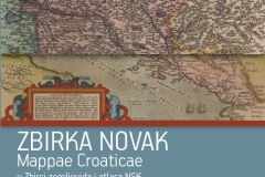 """Zbirka Novak – Mappae Croaticae"", a monograph thematising one of Croatia's most valuable cartographic collections preserved as part of the NSK Map Collection."