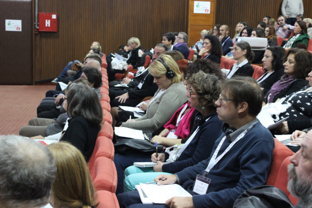Participants in an international conference on special library collections at the National Library of Serbia. Belgrade, 2 – 4 October 2017. Source: National Library of Serbia.