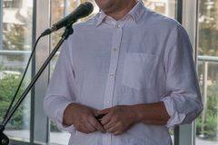 """Konzervator restaurator savjetnik sa Sveučilišta u Dubrovniku dr. sc. Denis Vokić održao je predavanje pod nazivom """"Put do suvremenog konzerviranja i restauriranja""""."""