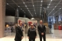Direktor Izraelskoga poštanskoga ureda Elhanan Shapira, veleposlanica Kalay Kleitman i predsjednik Uprave Hrvatske pošte Ivan Čulo na predstavljanju izraelsko-hrvatske poštanske marke.