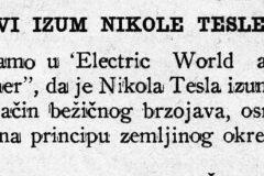 """""""Hrvatska zastava"""", 10. kolovoza 1905. Portal Stare hrvatske novine, Nacionalna i sveučilišna knjižnica u Zagrebu."""