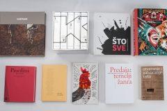 Odabrane najljepše oblikovane hrvatske knjige u 2018. godini