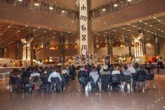 Održan 1. dan sveučilišne knjige u Nacionalnoj i sveučilišnoj knjižnici u Zagrebu.