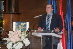 Rektor Sveučilišta u Zagrebu prof. dr. sc. Damir Boras.