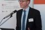 Izvršni direktor Instituta za razvoj i obrazovanje mr. sc. Ninoslav Šćukanec na svečanome otvorenju 13. sajama stipendija i visokog obrazovanja.