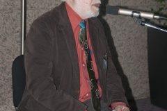 Bratislav Lučin (Marulianum) na Devetom festivalu hrvatskih digitalizacijskih projekata u Nacionalnoj i sveučilišnoj knjižnici u Zagrebu.