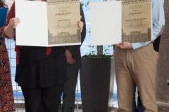 U Nacionalnoj i sveučilišnoj knjižnici u Zagrebu, u sklopu Festivala, dodijeljene su nagrade za doprinos historiografiji.