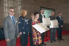 U Nacionalnoj i sveučilišnoj knjižnici u Zagrebu, u sklopu Festivala, dodijeljene su nagrade za doprinos historiografiji