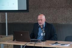Zoran Krstulović (Narodna in univerzitetna knjižnica, Slovenija): Koncept razvoja Digitalne knjižnice Slovenije.