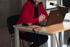 Svjetlana Mokriš, Ljiljana Krpeljević (Gradska i sveučilišna knjižnica Osijek): Kazališni život Osijeka – digitalizacija zavičajne zbirke Gradske i sveučilišne knjižnice Osijek.
