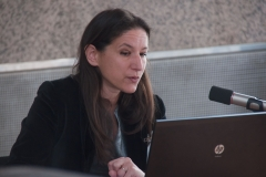 Jelena Bilić (Ministarstvo kulture Republike Hrvatske): Analiza trenutnog stanja digitalizacije kulturne baštine u Republici Hrvatskoj.