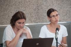 Jelena Balog Vojak, Zdenka Šinkić (Hrvatski povijesni muzej): Projekt Sjećanja na 20. stoljeće: izazovi u predstavljanju dvodimenzionalne građe.