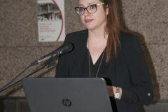 Viša stručna savjetnica u Službi za knjižničnu djelatnost Ministarstva kulture Republike Hrvatske Ana Dadić.