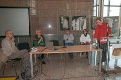 """Održana panel-rasprava """"Otpornost kulturne baštine na katastrofe"""" na stručno-znanstvenome seminaru """"Zaštita kulturne baštine u kriznim uvjetima""""."""