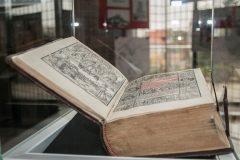 """Breviarium Romanum"", nazvan još i Frankapanskim brevijarom (1518., Venecija). Nacionalna i sveučilišna knjižnica u Zagrebu, Zbirka rukopisa i starih knjiga, RIIF-4°-361."