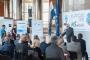 Predstavnik Međunarodne federacije nacionalnih saveza inovatora (IFIA) Zoran Barišić na svečanome otvorenju 15. međunarodne izložbe inovacija ARCA 2017.