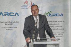 Član Uprave HAMAG-BICRO-a Ante Janko Bobetko na svečanome otvorenju 17. međunarodne izložbe inovacija ARCA 2019.