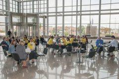 U sklopu Europskoga tjedna sporta 2019. godine održana biciklijada Europskoga dokumentacijskog centra NSK.