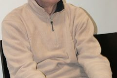 """Permakulturni dizajner s posebnim zanimanjem za društvene i ekonomske aspekte permakulture te međunarodni koordinator zajednice regenerativnih poduzetnika """"REconomy"""" Nenad Maljković na drugoj iz ciklusa """"OdrŽive tribine Let's Go Green!""""."""