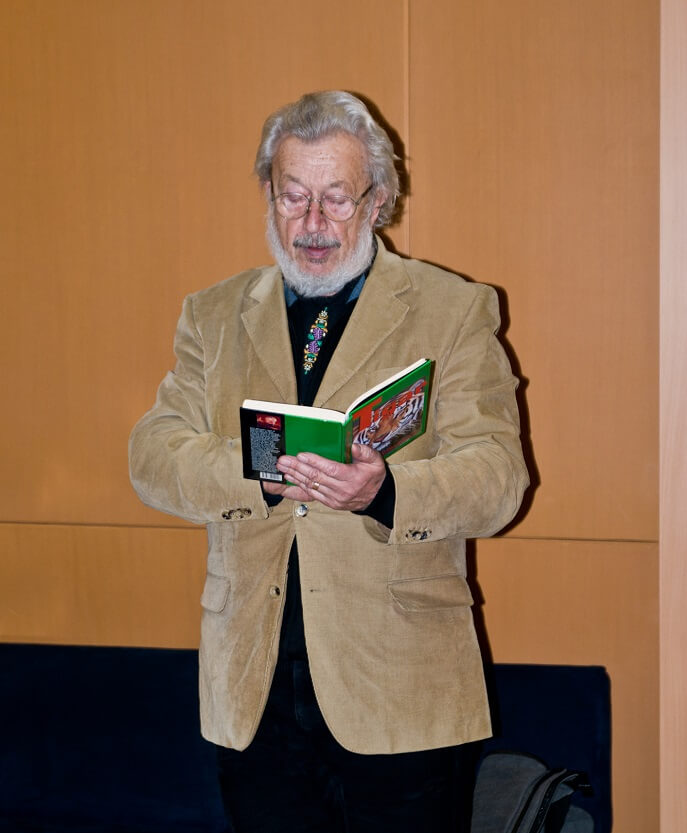 Književnik, slikar i novinar Tomislav Marijan Bilosnić.