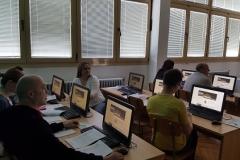 Održana radionica edukacije korisnika na Geotehničkome fakultetu u Varaždinu.
