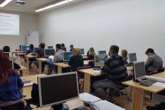 Održana radionica edukacije korisnika na Međimurskome veleučilištu u Čakovcu.