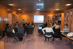 Održana trideset prva iz ciklusa tribina na temu inozemne Croatice.