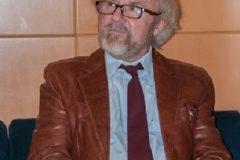 Spisatelj Vladimir Jakopanec na trideset trećoj iz ciklusa tribina na temu inozemne Croatice.