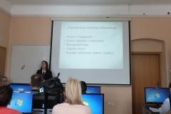 Održane radionice edukacije korisnika na Sveučilištu Sjever u Varaždinu.