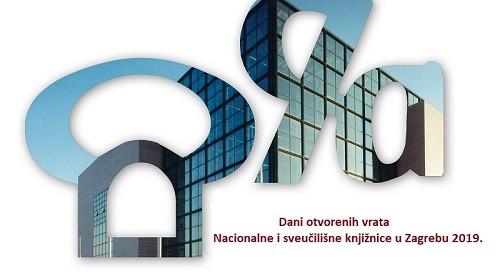 Održani Dani otvorenih vrata Nacionalne i sveučilišne knjižnice u Zagrebu 2019. godine.