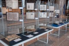 """Otvorena izložba """"Blago koje traje"""" i predstavljena knjiga """"Monografija Gazi Husrev-begove biblioteke""""."""