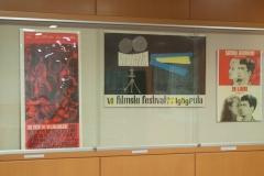 "Otvorena izložba ""Filmski plakati iz Grafičke zbirke – izbor iz fonda""."