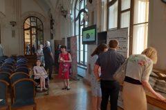 """U Litavskoj akademiji znanosti otvorena izložba """"Hrvatska glagoljica""""."""