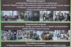 """Otvorena izložba """"Najbolje zelene knjižnice"""" u Nacionalnoj i sveučilišnoj knjižnici u Zagrebu."""