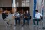 Nastup glazbenog kvarteta DUDA 2 na otvorenju izložbe o holokaustu Roma.