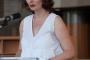 Saborska zastupnica dr. sc. Irena Petrijevčanin Vuksanović na otvorenju izložbe o holokaustu Roma.