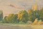 """Otvorenje izložbe """"Crteži Huga Conrada von Hötzendorfa iz fonda Grafičke zbirke Nacionalne i sveučilišne knjižnice u Zagrebu""""."""