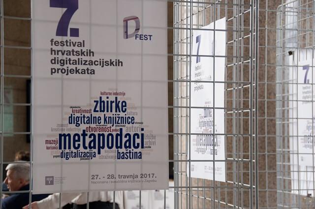 Otvoren Sedmi festival hrvatskih digitalizacijskih projekata.