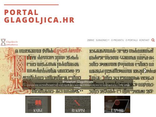 Portal Glagoljica.hr.