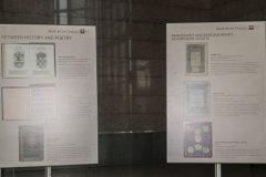 """Postavljena izložba """"Book Art in Croatia"""" u povodu predsjedanja Republike Hrvatske Vijećem Europske unije."""