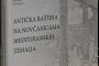 """Predstavljena knjiga """"Antička baština na novčanicama mediteranskih zemalja""""."""