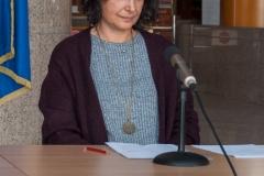 "Prof. dr. sc. Borna Fuerst-Bjeliš na predstavljanju knjige ""Zbirka Novak – Mappae Croaticae"" u NSK."