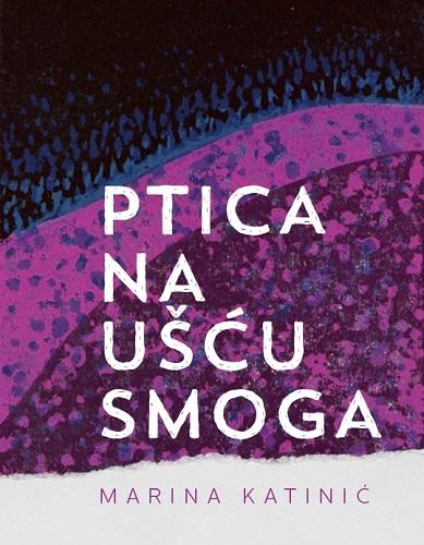 """Predstavljena pjesnička zbirka """"Ptica na ušću smoga"""" Marine Katinić."""
