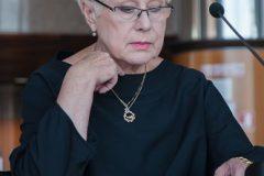 Dramska umjetnica Branka Cvitković.