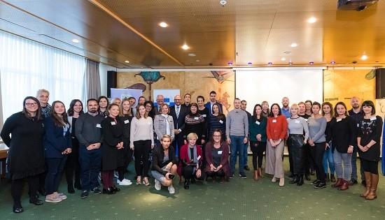 Održan godišnji sastanak predstavnika Europe Direct informacijskih centara i drugih EU mreža u Hrvatskoj 2019.